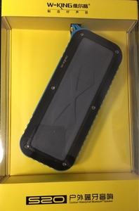 Image 5 - W KING S20 لاوندسبيكر IPX6 مقاوم للماء سمّاعات بلوتوث قابل للنقل NFC سمّاعات بلوتوث إلى في الهواء الطلق/دش/دراجة FM راديو