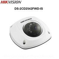 ในสต็อกH Ikvision English V Ersion DS-2CD2542FWD-IS 4MPกล้องวงจรปิดไมโครโฟนในตัวเสียงกล้องIP POEการรักษาความปลอดภัยCamer IP67