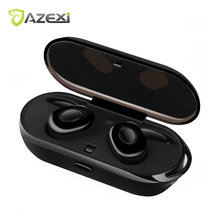 Фотография Azexi Air-TWS True Wireless Bluetooth Eearphone Ultra-small Binaural Invisible Earplugs Universal Wireless Sport Earphones Stere