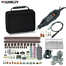 Polishing-Machine Accessories Engraving-Pen Power-Tool Electric-Drill Dremel 180W Mini