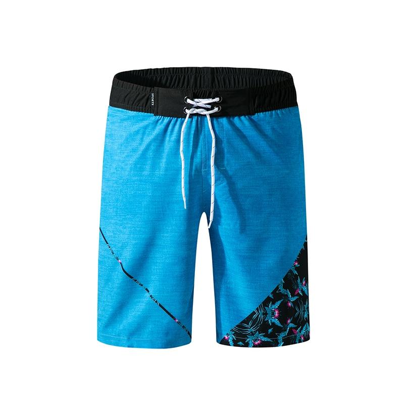 Top Quality Mens Beach   Board     Shorts   Summer Elastic Waist Bathing Suits Digital Print Beach Wear Quick Dry Swimming Trunks 2019