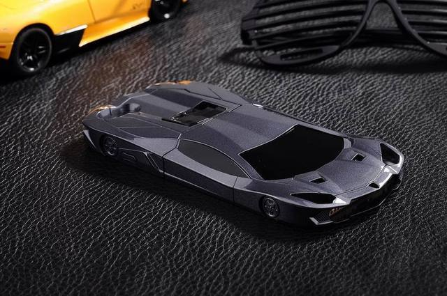 Lamborghini Racing Car iPhone Case