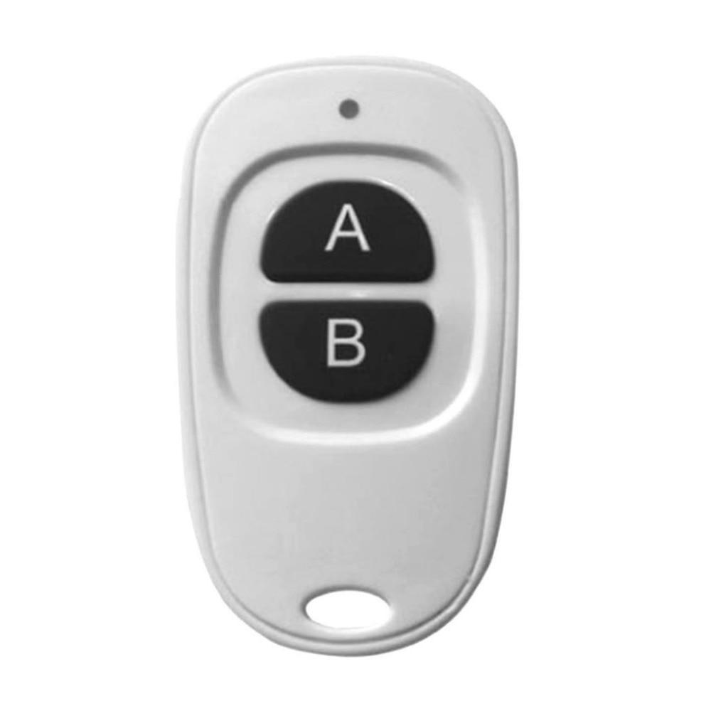 Mini Egg Shaped Wireless Remote Controller RF 433MHz 2-4 KeysRemote Control Auto Duplicator for Garage Door Household Universal