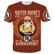 Saiyans Gym Outfit – Goku, Vegeta, Master Roshi