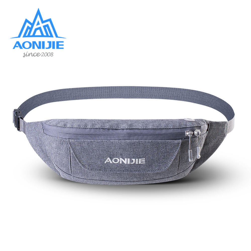 AONIJIE W920 Sports Waist Bag Fanny Pack Travel Pocket Key Wallet Pouch Cell Phone Holder Chest Crossbody Bag Running BeltAONIJIE W920 Sports Waist Bag Fanny Pack Travel Pocket Key Wallet Pouch Cell Phone Holder Chest Crossbody Bag Running Belt