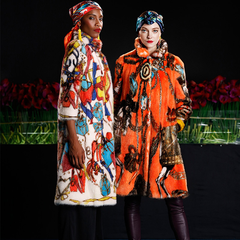 LVCHI Γυναικεία παλτό Boho Fashion Γυναικείο - Γυναικείος ρουχισμός - Φωτογραφία 2
