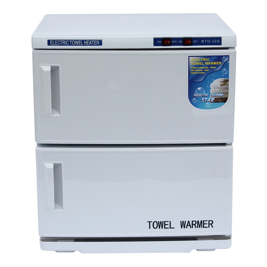 30L Professional 2 In 1 Disinfection Tool Sterilizer Sanitizer Cabinet Machine For Beauty Salon Spa Massage 32A