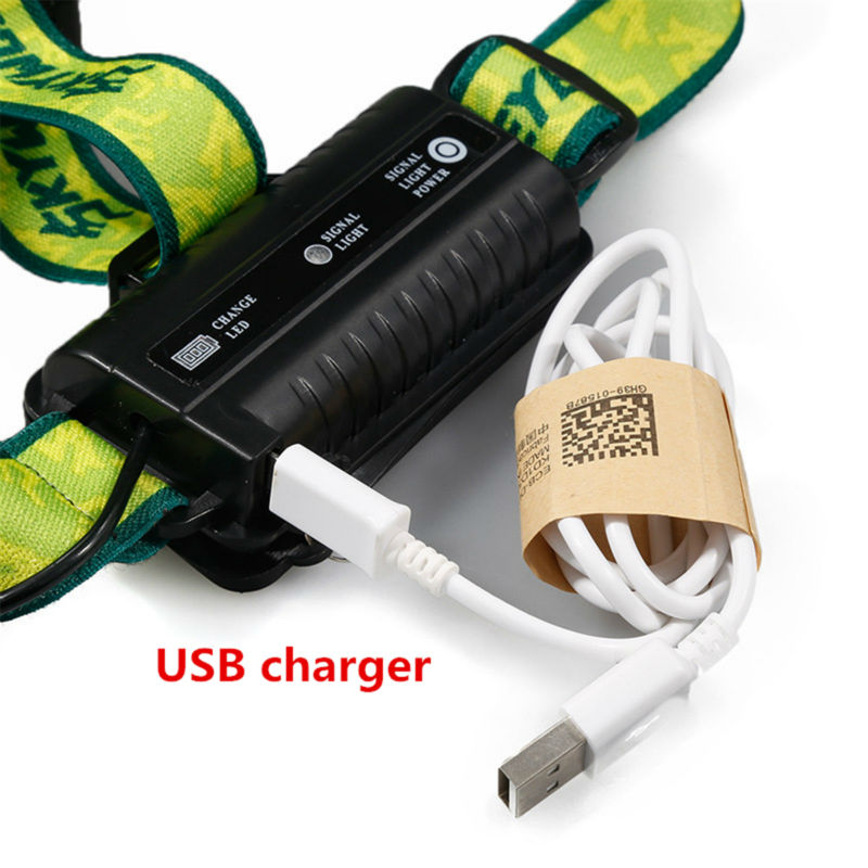USB charger_