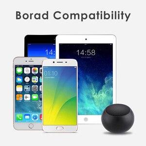 Image 5 - Aimitek BM3D Mini TWS Altoparlante del Bluetooth Portatile Vero Stereo Senza Fili Subwoofer Vivavoce Altoparlante con Il Mic per Smartphone