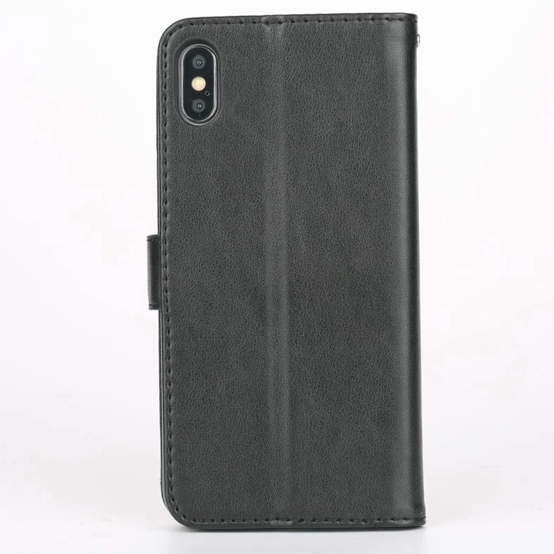 Luxe Lederen Flip Case Voor Coque Iphone 12 Mini 11 Pro X Xr Xs Max 6 6S 7 P 8 Plus 5 S Se 2020 Beschermende Telefoon Shell Cover 4