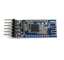 AT-09 !!!for Android IOS BLE 4.0 Bluetooth module for CC2540 CC2541 Serial Wireless Module compatible HM-10