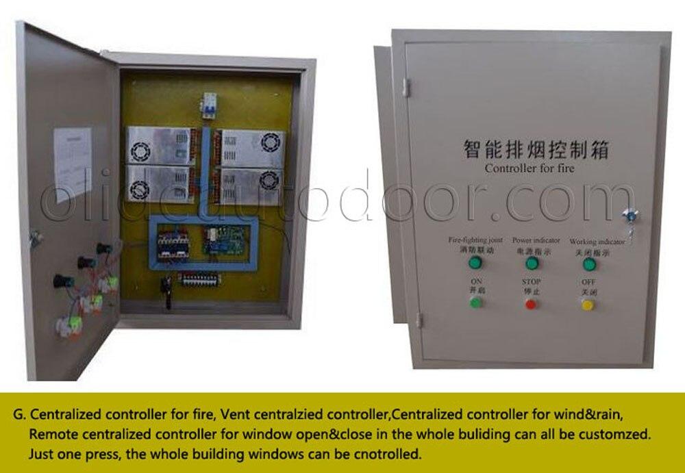 ⊹Rantai Drive Jendela Pembuka Remote Control (remote control + ... 4a2923ae42