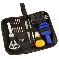 13 in 1 Watch Repair   Tools   Watch Repair Kits Remove The Strap Open The Bottom With Hammer Household Hand   Tools