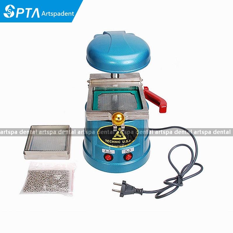 Dental Lab Equipment Vacuum Forming Molding Machine With Steel Ball 110V or 220V цена