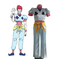 HUNTER HUNTER Association Phantom Troupe Hisoka the Magician Morow Outfit Anime Cosplay Costume H028