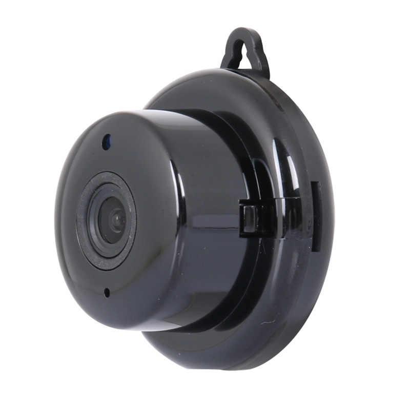 New HD Không Dây Mini WIFI IP Máy Ảnh Tầm Nhìn Ban Đêm An Ninh Nhà Thông Minh Máy Quay Phim Ghi video DV cam hỗ trợ ẩn TF thẻ