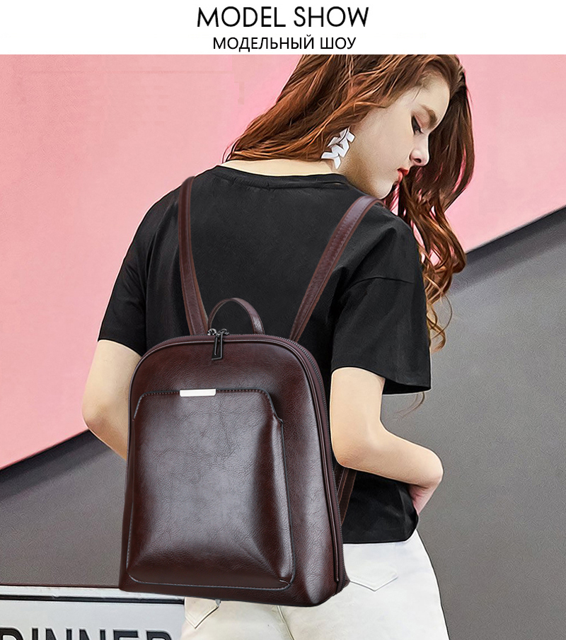HTB1WaAhB5OYBuNjSsD4q6zSkFXaw Vintage Backpack Female Brand Leather Women's backpack Large Capacity School Bag for Girls Leisure Shoulder Bags for Women 2018