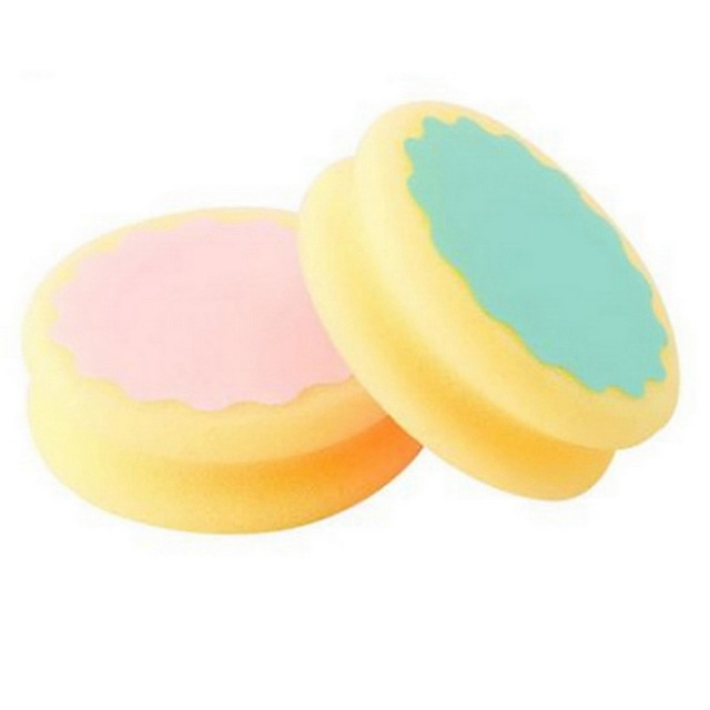 3 Different Shapes Soft Lovely Women Hair Removal Sponge Cute Depilation Tools Skin Care Sponges Beauty Ladies Magic Painless