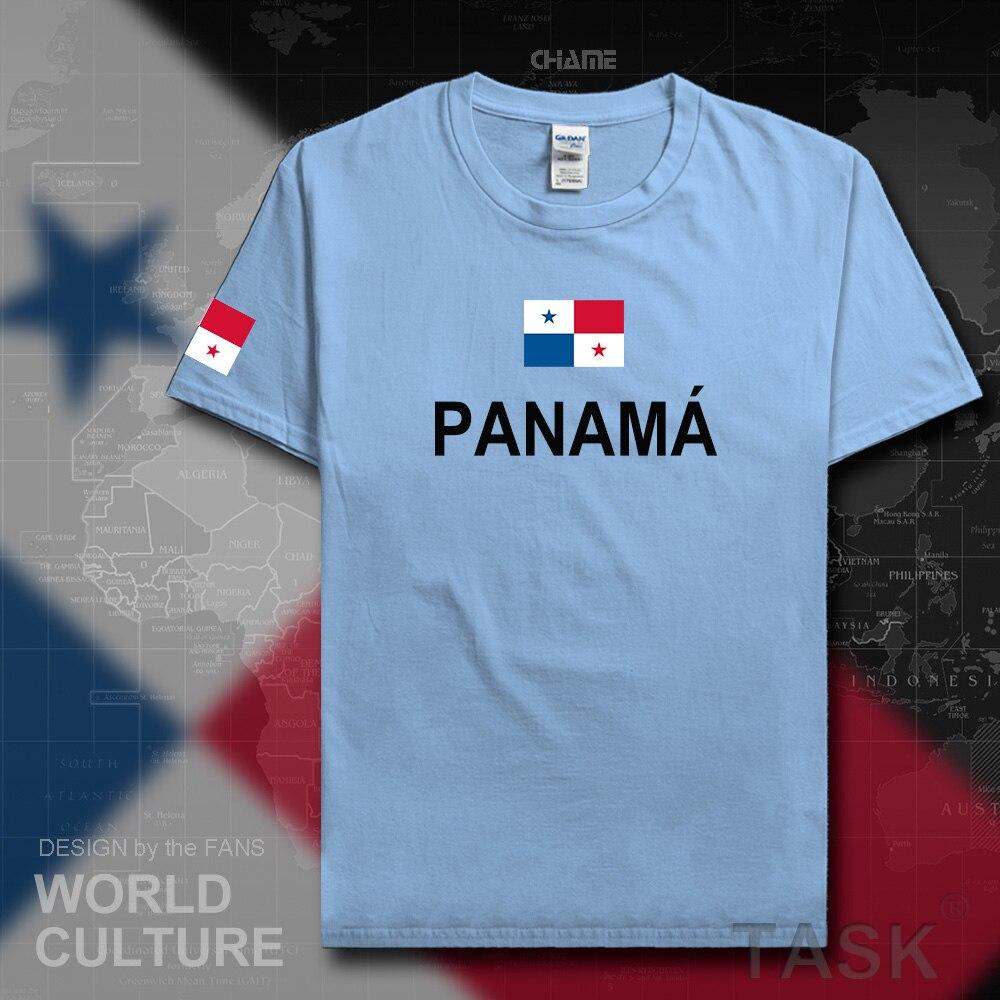 Panama Panamanian men t shirt fashion 2017 jersey nation team 100% cotton t-shirt clothing tee country sporting flag PAN Mestizo