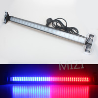 Windshield Led Strobe Light Warning Light Car Flash Signal Emergency Fireman Police Beacon Car Truck High Power Bright