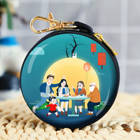 Hot Cute cartoon coin purse custom creative children's gift coin purses K5359