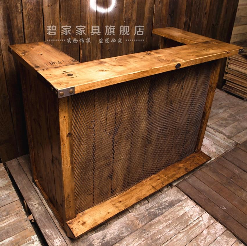 Barra de madera para bar good empresas de barras de bar - Barras de madera para bar ...