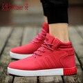2017 Más Nuevos Estilos Clásicos de Calidad Superior de Los Hombres zapatos Casuales de Primavera otoño Hombres zapatos de Moda Masculina botas zapatos Planos de Los Hombres Homb