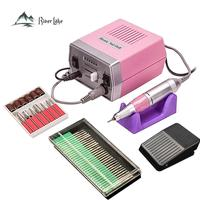 30000rpm Professional Electric Nail Manicure Machine Drill art Pen Pedicure File Polish Shape Tool Feet Care Product