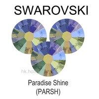 Swarovski Elements Paradise Shine PARSH No Hotfix Or Hotfix Iron On Ss5 Ss34 2mm 7mm Crystal