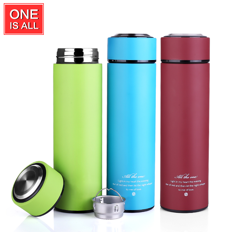 buy 450ml mug thermos cup stainless steel stainless vacuum bottle insulated. Black Bedroom Furniture Sets. Home Design Ideas