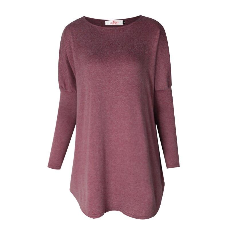 Pullover Tops Frauen 2018 Herbst Winter Lange Hülse Plus Größe Pullover Elegante Frauen Lose Weibliche Pullover Kleidung WS1401Y