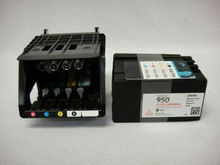 Print Head for HP 950 Printhead with Set Up Cartridge for HP Officejet Pro 8600 цена 2017