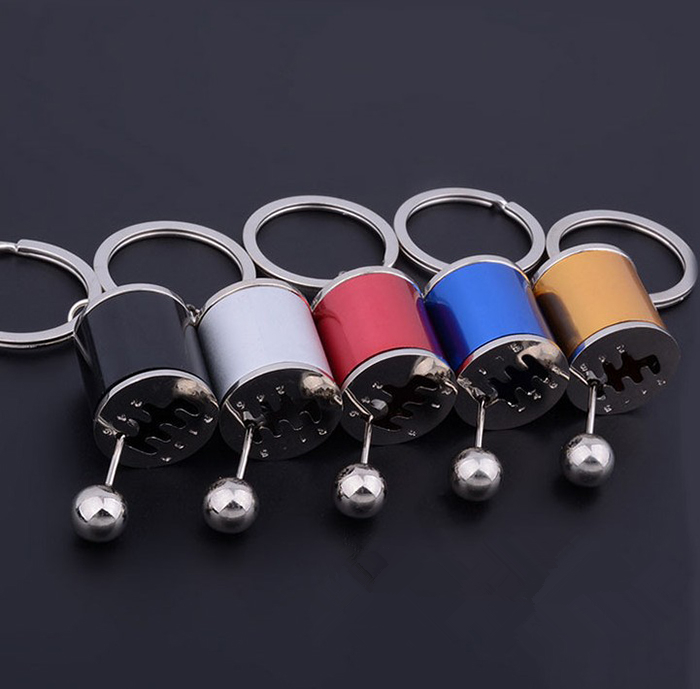 Car Styling Interior Accessories New Arrival Creative Tuning Parts Exquisite Key Chain Turbine Nos Individuality Key-ring