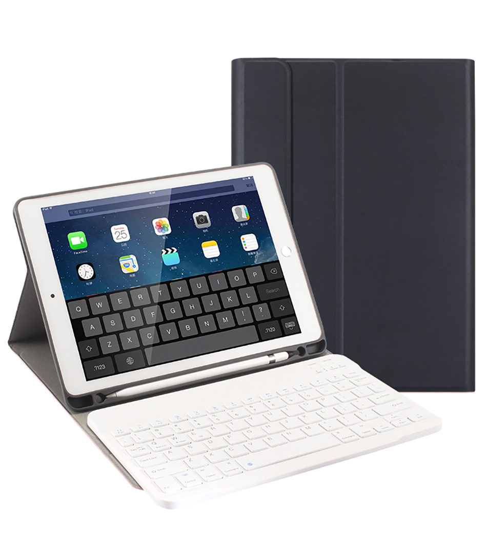 info for f4d00 60357 Smart Keyboard Case For Apple Ipad Pro 10.5 Inch (2017) With Apple Pencil  Holder Leather Magnetic Case Cover For Ipad Pro 10.5
