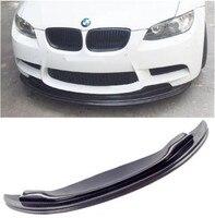 JIOYNG Carbon Fiber Front Lip Bumper For BMW E90 E92 E93 M3 2006 2007 2008 2009 2010 2011 BY EMS