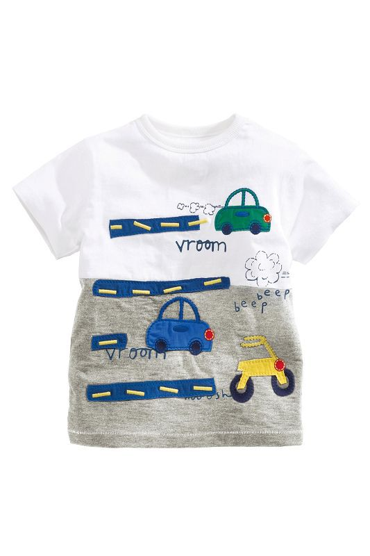 HTB1WaG HXXXXXbvXXXXq6xXFXXXK - brand 2018 new fashion kids clothing 100%cotton blouse childrens clothes baby boy t shirts boy's top tee cartoon car Dinosaur