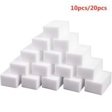 5/10/20PCS Magic Sponge Eraser Melamine Cleaner Multi-Functional Kitchen Bathroom Cleaning Tools Nano 10*6*2cm/10*7*3cm