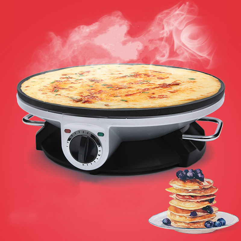 Germany MF0003 Big pancake Fruit machine Pancake machine Pie machine Pancake machine Electric baking pan обувь для дома big fruit diy