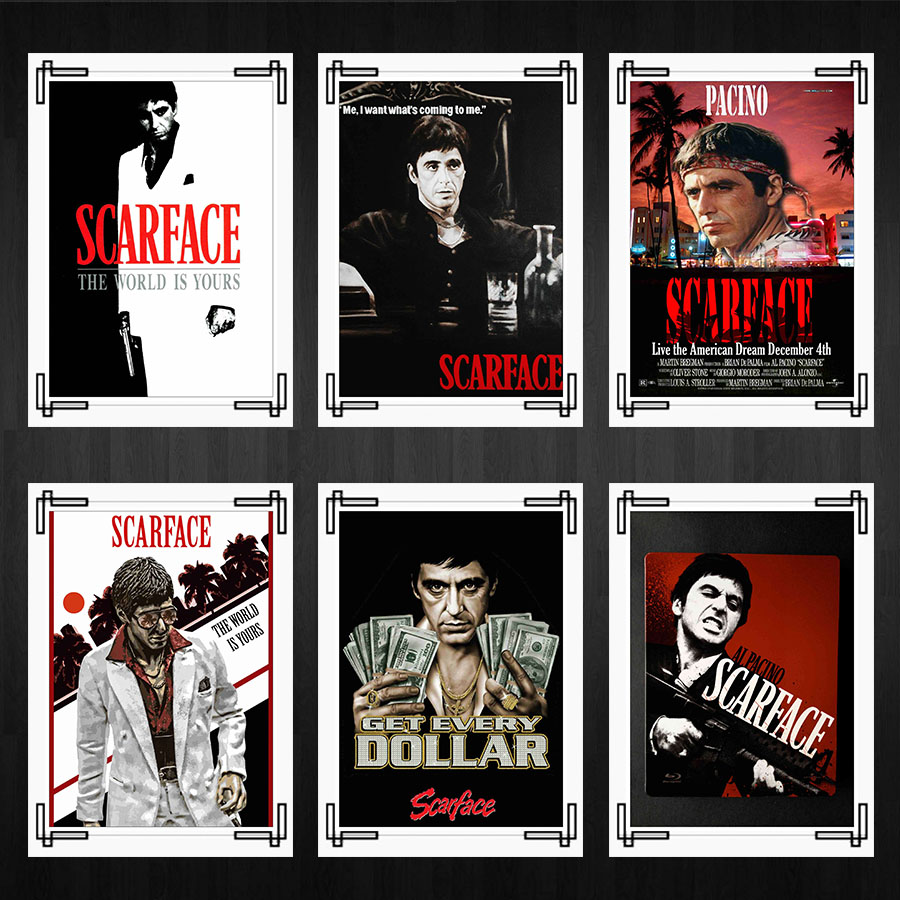 The World Is Yours Scarface Album