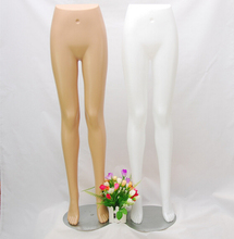 paspop stand mannequin foot female manikin pants lower body model mold three dimensional model leggings models