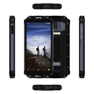 "Image 5 - OUKITEL WP2 10000mAh Smartphone IP68 Waterproof 6.0"" 18:9 Screen Mobile Phone 4GB 64GB MT6750T Octa Core Fingerprint NFC Phone"