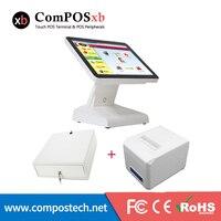 Лидер продаж электронный кассовый аппарат/один Экран розничная продажа pos Системы набор все в одном Epos Системы для ресторана
