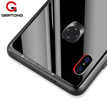 Tempered Glass Case For Xiaomi Pocophone