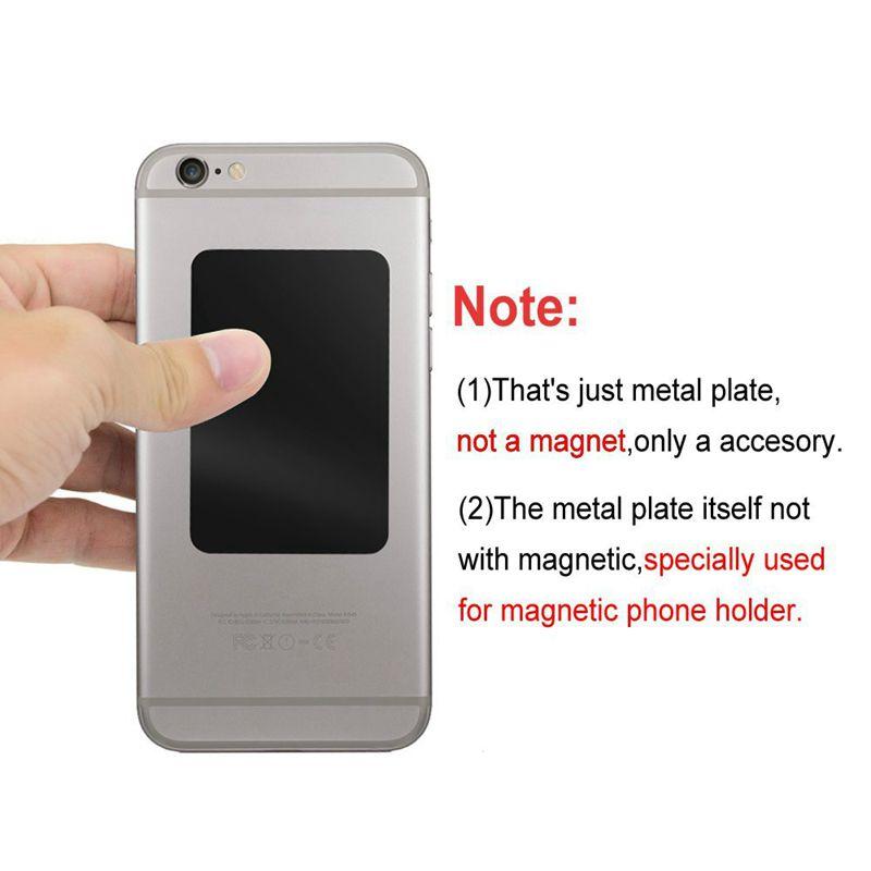 XMXCZKJ Universal Maqnetik Telefon Sistemi Xiaomi Huawei HTC üçün - Cib telefonu aksesuarları və hissələri - Fotoqrafiya 6