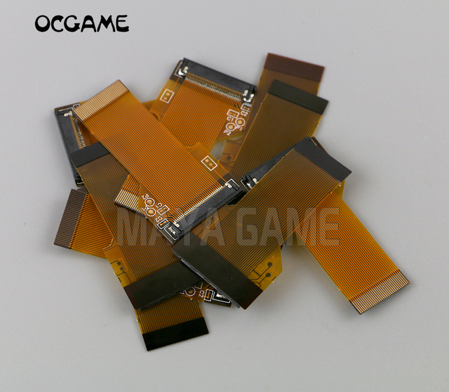 OCGAME Original DIY Modified Highlight Version SP LCD Ribbon Cable Ribbon Flex Cable 32 pin for GBA 32pins