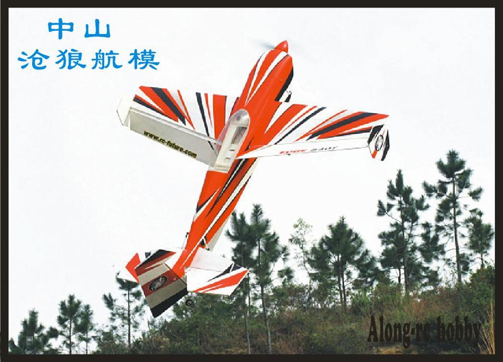 Future new PP Material RC Plane 38 15E EDGE540T 540T RC 3D airplane RC MODEL HOBBY