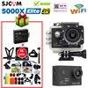 SJCAM SJ5000X Elite 4K 24 Fps 2 0 LCD Screen Waterproof WiFi Action Camera Adjustable Lens