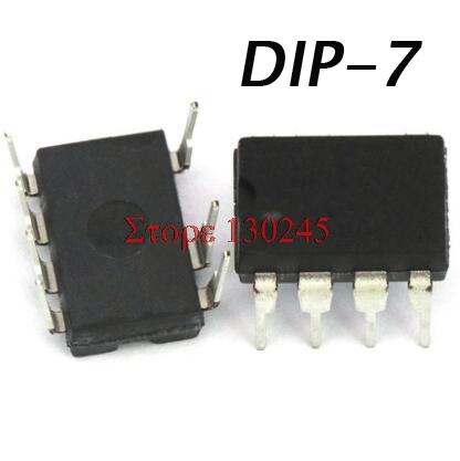 1pcs/lot ICE2QR2280Z ICE2QR2280 2QR2280Z DIP-7 In Stock