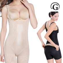 Prayger новый плюс 5XL Открыть Батт полный Для тела Shaper Для женщин для похудения Для тела здания Для тела костюмы Лифт бюстгальтер Корректирующее белье- бедра корсет