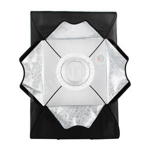 """Image 5 - Godox difusor de Soft Box reflectiva para fotografía con Flash estroboscópico para estudio, 24 """"x 35"""", 60cm x 90cm, para Bowens Mount DE300 DE400 SK300"""